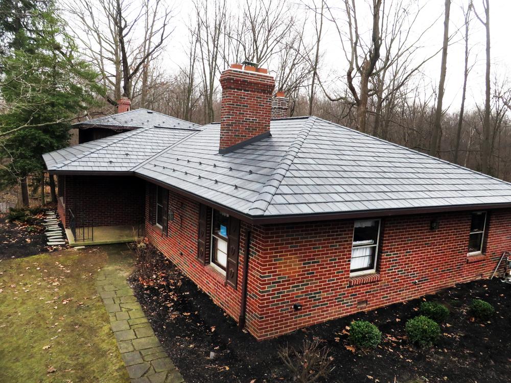 Metal Roof Photo Gallery Distinctive Metal Roofing