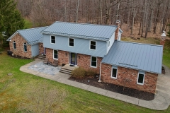 Standing Seam Charcoal - Chagrin Falls OH 44023