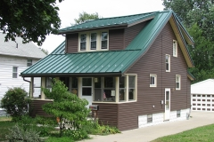 Standing Seam Evergreen - Akron, OH 44310